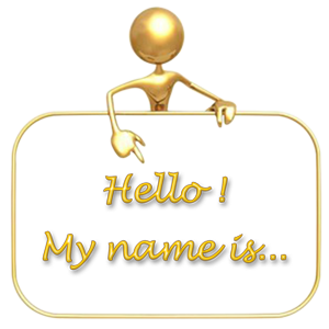 What Is In A Name Any Person May Be Wondering Names Are Our Identifying Windows To The World Brand Or Logo Other Words