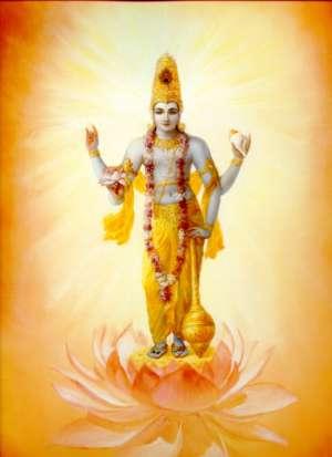 Ksirodaksayi Vishnu