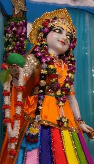 Sri Tungavidya devi